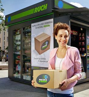 Paczka w Ruchu, czyli jak ważne jest zrozumienie potrzeb współczesnego e-commerce.