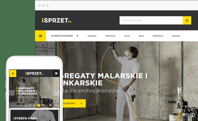 Case Study sukcesu wdrożenia iSprzęt.pl